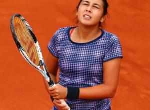Зарина Дияс Штутгарттағы турнирде тәжірибелі қарсыласына есе жіберді