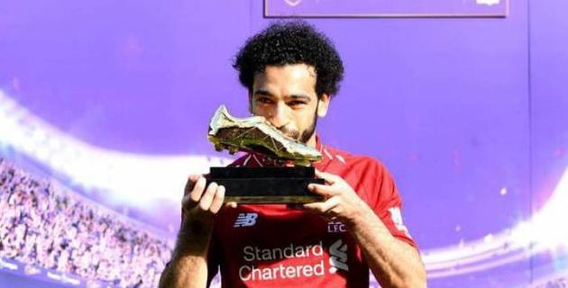 Салах бір чемпионатта салған гол саны бойынша рекорд орнатып, АПЛ-дың ең үздік сұрмергені атанды