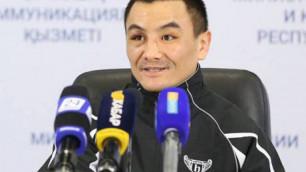 Жанат Жақияновқа Петропавл қаласынан үш бөлмелі пәтер берілді
