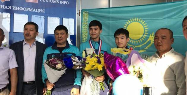 17 жастағы Әбілмансұр Батырғали каратэден Азия чемпионы атанды