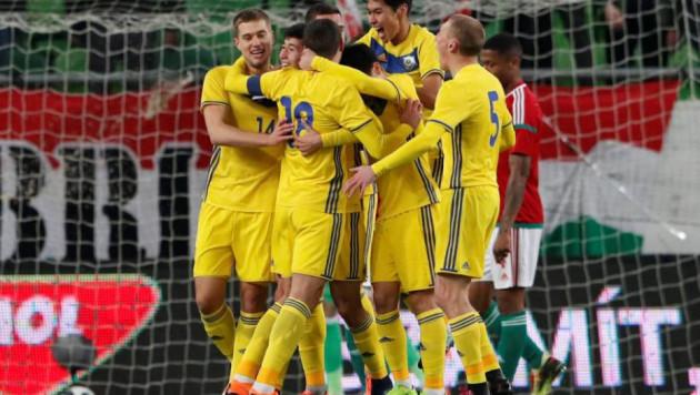 Футболдан Қазақстан құрамасы ФИФА рейтингінде екі саты жоғарылады