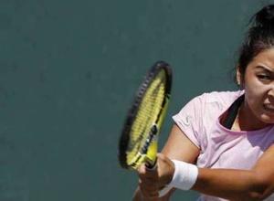 Зарина Дияс Страсбургте өтіп жатқан турнирдің ширек финалына шықты