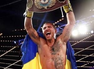 Украиналық боксшы Василий Ломаченко чемпиондық белбеуінен бас тартты