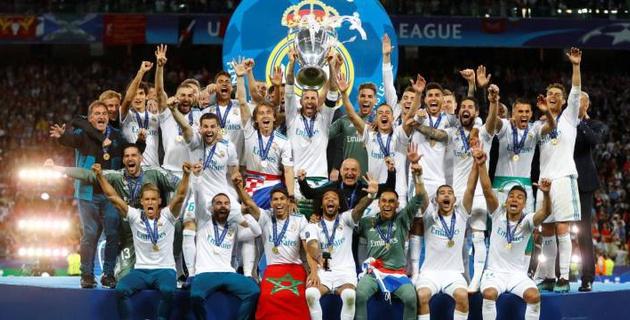 """""""Реал"""" Чемпиондар лигасын үшінші рет жеңіп алды"""