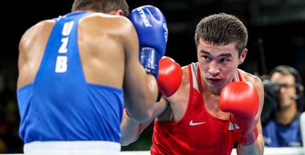 Қайрат Ералиев өзбекстандық Олимпиада чемпионын жеңді