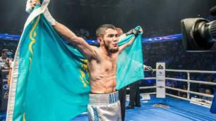 Жеңіліп көрмеген қазақ боксшысы АҚШ-та жекпе-жек өткізеді