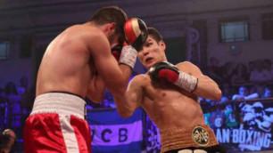 Данияр Елеусінов кәсіпқой бокстағы екінші кездесуінде не үшін қарсыласын құлата алмағанын түсіндірді