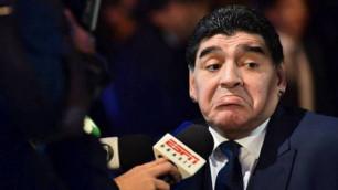 """""""Бұл масқара!"""". Марадона әлем чемпионатының бірінші кездесуінен кейін Аргентина құрамасының бас бапкерін сынап тастады"""