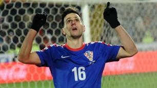 Калинич Хорватия құрамасынан шеттетіледі