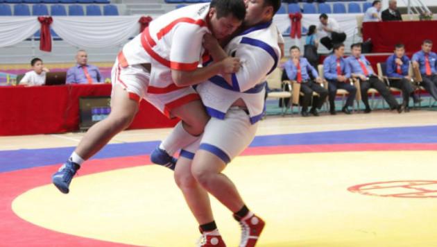 Батумиде қазақ күресінен Еуропа чемпионаты өтеді