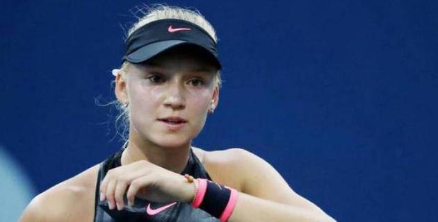 19 жастағы ресейлік теннисші Қазақстан намысын қорғайтын болды