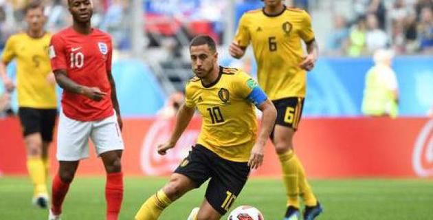 Бельгия құрамасы Әлем чемпионатының қола жүлдесін иеленді