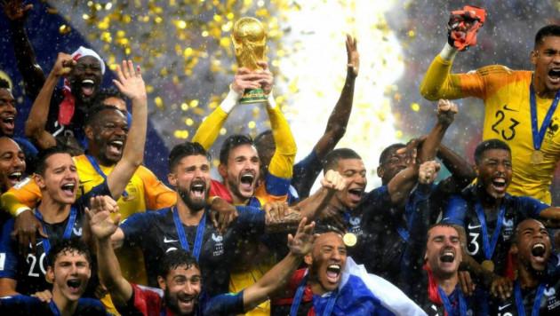 Франция - чемпион! Ресейдегі әлем біріншілігі аяқталды
