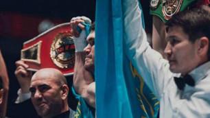 Али Ахмедов америкалық боксшыны төртінші раундта нокаутқа түсірді