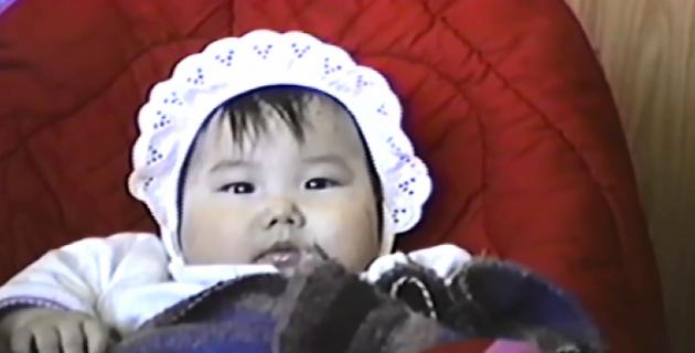 Желіде Денис Теннің балалық шағында түсірілген видео жарияланды