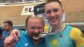 Қазақстан жастар құрамасы велоспорттан әлем біріншілігінде қола медаль иеленді