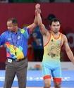 Қазақ балуандары Азия ойындарының алғашқы күні 3 медаль иеленді