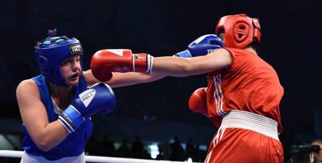 Қазақстандық боксшы қыз бірде-бір жекпе-жек өткізбей финалға шықты