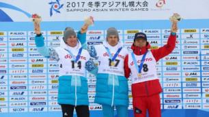 Қазақстан Азиаданың бір алтын және екі күміс медалін жеңіп алды