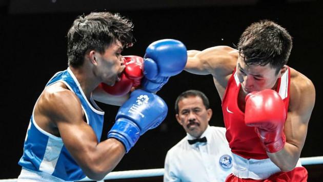 Қазақстандық тағы екі боксшы Азия ойындарын жүлдесіз аяқтады