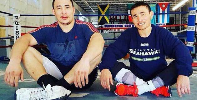 Руслан Мырсатаев келесі кездесуіне Қанат Исламмен бірге дайындалып жатыр