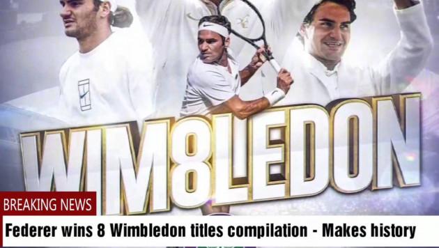 """Роджер Федерер неліктен өзіне """"8"""" саны қасиетті екенін түсіндірді"""