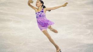 Элизабет Тұрсынбаева Азиаданың қысқа бағдарламасында алтыншы орын алды