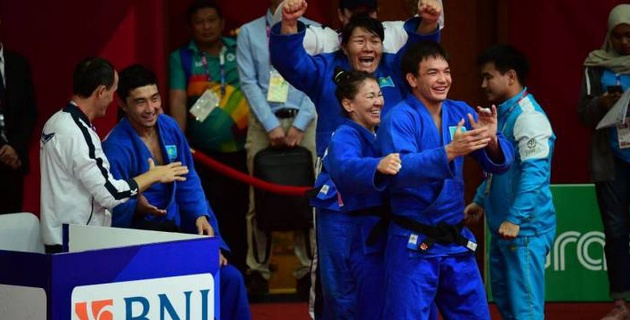 Әлем чемпионатына қатысатын қазақ дзюдошылары белгілі болды