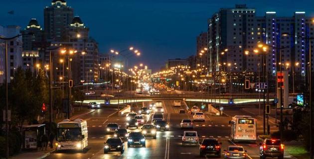 Астанада марафон өткізу үшін бірнеше даңғыл уақытша жабылады