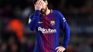 """""""Барселона"""" маусымда алғаш рет ұпай жоғалтып, """"Реалға"""" теңесуге мүмкіндік беріп қойды"""
