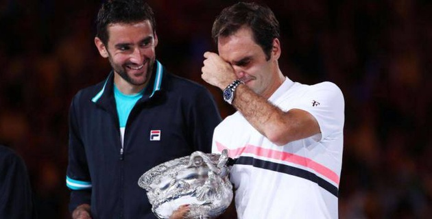 Федерер қай уақытта бірінші рет жеңістен кейін жылағаны жайлы айтты