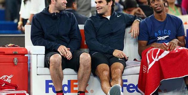 Федерер теннис тарихында доп берісі ең үздік спортшыны атады