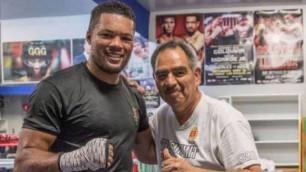 Абель Санчес жаттықтыратын боксшы барлық жекпе-жегін нокаутпен аяқтап келеді