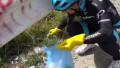 Винокуров Үлкен Алматы көліне келушілерді қоқыс үшін ұялтты