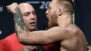 UFC комментаторы МакГрегор - Нурмагомедов жекпе-жегінен кейінгі төбелесті бастаған кім екенін айтты