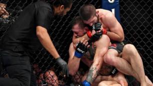 """""""Конордың артына тығылуды ғана біледі"""". UFC ұйымының бұрынғы чемпионы Нурмагомедовты қолдады"""