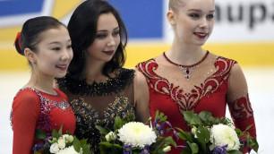 Элизабет Тұрсынбаева Финляндияда өткен халықаралық турнирде екінші орын алды
