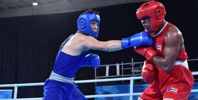 Қазақстанның үш боксшысы жастар Олимпиадасының финалына шықты