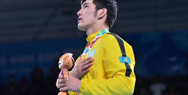 Айбек Оралбай жасөспірімдер арасында Олимпиада чемпионы атанды