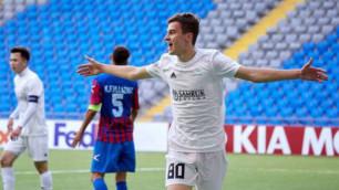 """""""Астана"""" УЕФА жастар лигасының екінші кезеңіне өте алды"""