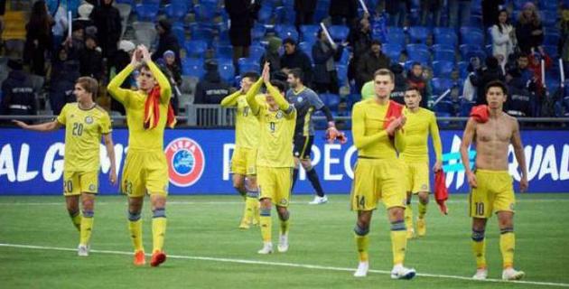 Андорраны ойсырата ұтқан Қазақстан ФИФА рейтингінде жоғарылады