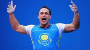 Ильин биылғы әлем чемпионатына қатысатын спортшылар тізімінде жүр