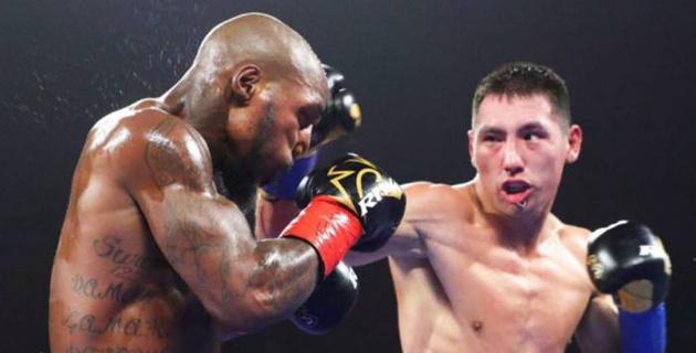 """""""Шеберлік айырмашылығы бірінші раундта-ақ байқалды"""". BoxingScene шолушысы Әлімханұлы мен Рахманқұлов жайлы"""