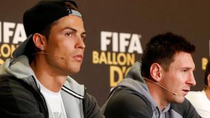 """Месси мен Роналду 10 жылда алғаш рет """"Алтын допсыз"""" қалды"""