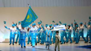 Азия ойындарында қазақ спортшылары қанша табыс тапты?