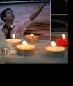 Өзбекстандық мәнерлеп сырғанаушы Мәскеуде Денис Теннің құрметіне өнер көрсетті