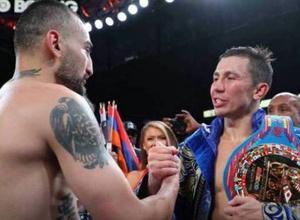 """Америкалық боксшы Головкинмен жұдырықтасар бұрын """"допинг"""" қолданғанын мойындлады"""