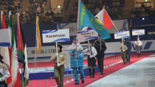 Тимур Құлыбаев Азия ойындарының жүлдегерлерін құттықтады