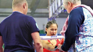 Қазақстандық боксшы қыз әлем чемпионатының финалына өтті