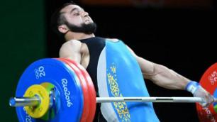 Олимпиада чемпионы Рахимов үш атлет қатысқан Катар Кубогында үшінші болды